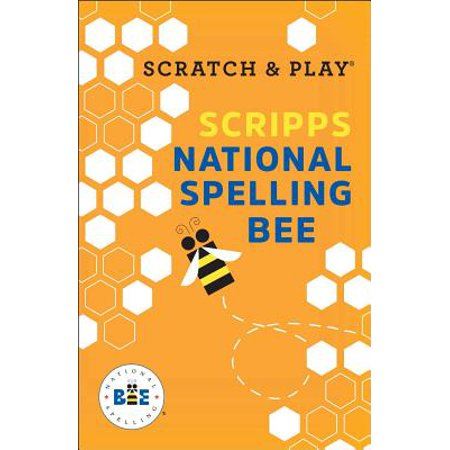 Scratch & Play Scripps National Spelling Bee (Best Spelling Bee Moments)