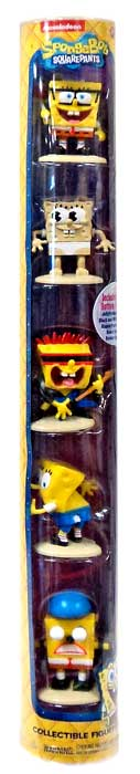 Spongebob Squarepants Figure 5-Pack by
