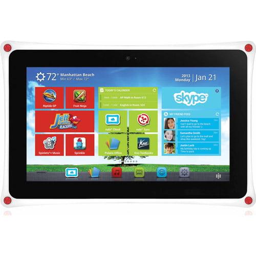 "Refurbished Fuhu nabi XD - NABIXD-NV10B - 10.1"" Tablet 16GB Memory - White"