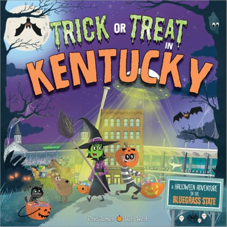 Key West Halloween Celebration (Trick or Treat in Kentucky : A Halloween Adventure in the Bluegrass)