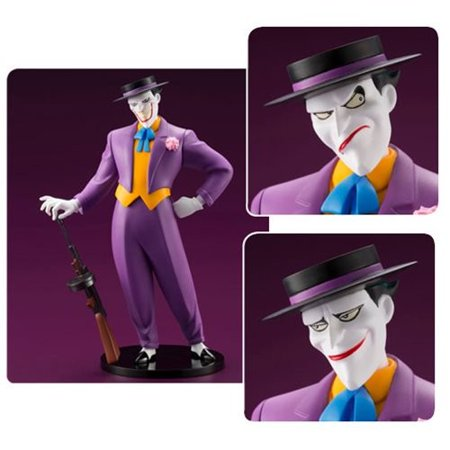 Batman The Animated Series The Joker Artfx Statue Number Of Pieces Per Case 2