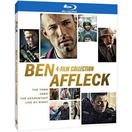 Ben Affleck Collection  Blu Ray
