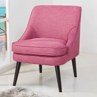 legs gold furniture stainless chair accent in on meridian pink tiffany fur