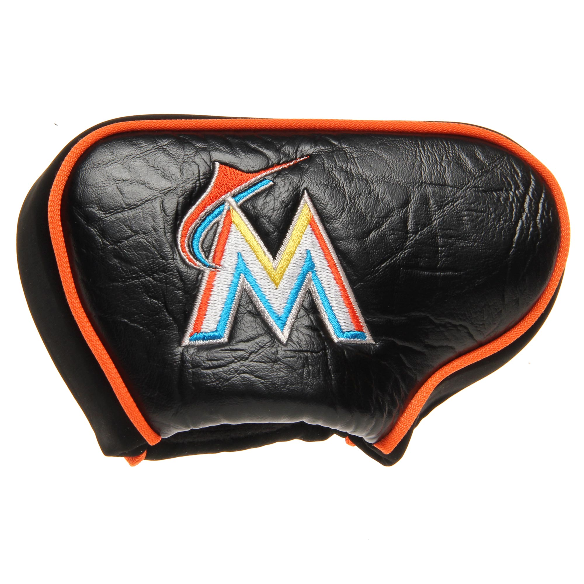 Miami Marlins Golf Blade Putter Cover - No Size