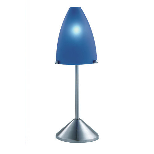 NormandeLighting Accent 12'' H Table Lamp with Bell Shade