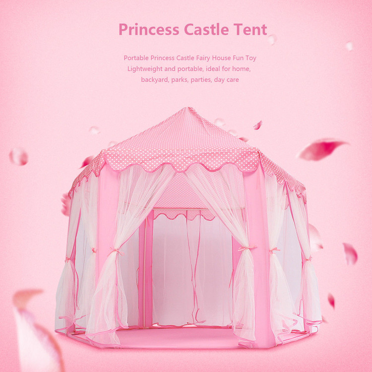 Kids Play Tents Children Play Tents Indoor Play Tent For Girls Princess Castle Tent Pop Up Tent