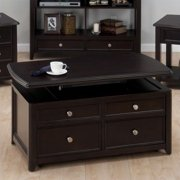 Jofran Lift Top Coffee Table in Joes Espresso Finish