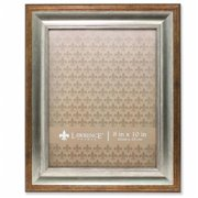 Lawrence Frames 536580 Tatum Picture Frame - Silver & Gold, 0.80 in.