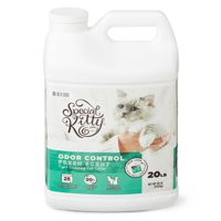 Special Kitty Scoopable Tight Clumping Cat Litter, Fresh Scent