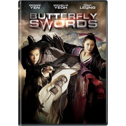Butterfly Swords (Mandarin) (Full Frame, Widescreen)