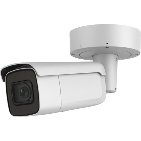 Hikvision 4K (8MP) IP H.265 True WDR 2.8~12mm Motorized Bullet, Support Audio Security