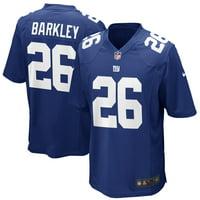 Saquon Barkley New York Giants Nike Youth Game Jersey - Royal