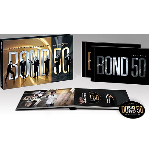 Bond 50 :Celebrating 5 Decades of Bond by MGM (Video & DVD)