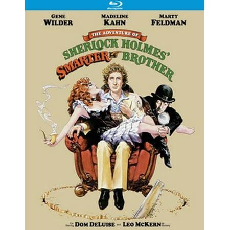 The Adventure Of Sherlock Holmes' Smarter Brother (Blu-ray)](Overcoat Sherlock)