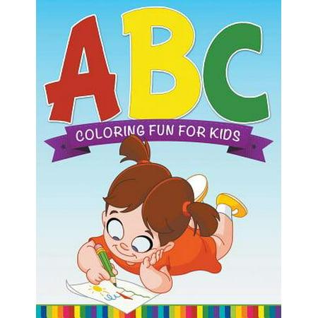 ABC Coloring Fun for Kids (Fun Abacus)