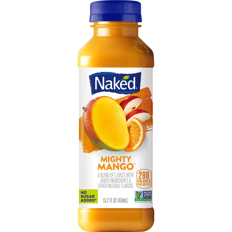 Naked Juice 15.2 oz bottles