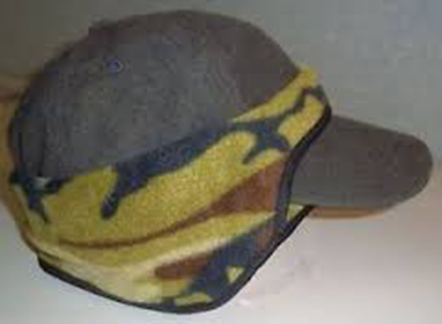 Windproof Fleece Cap Ear Band Camouflage by db Roth