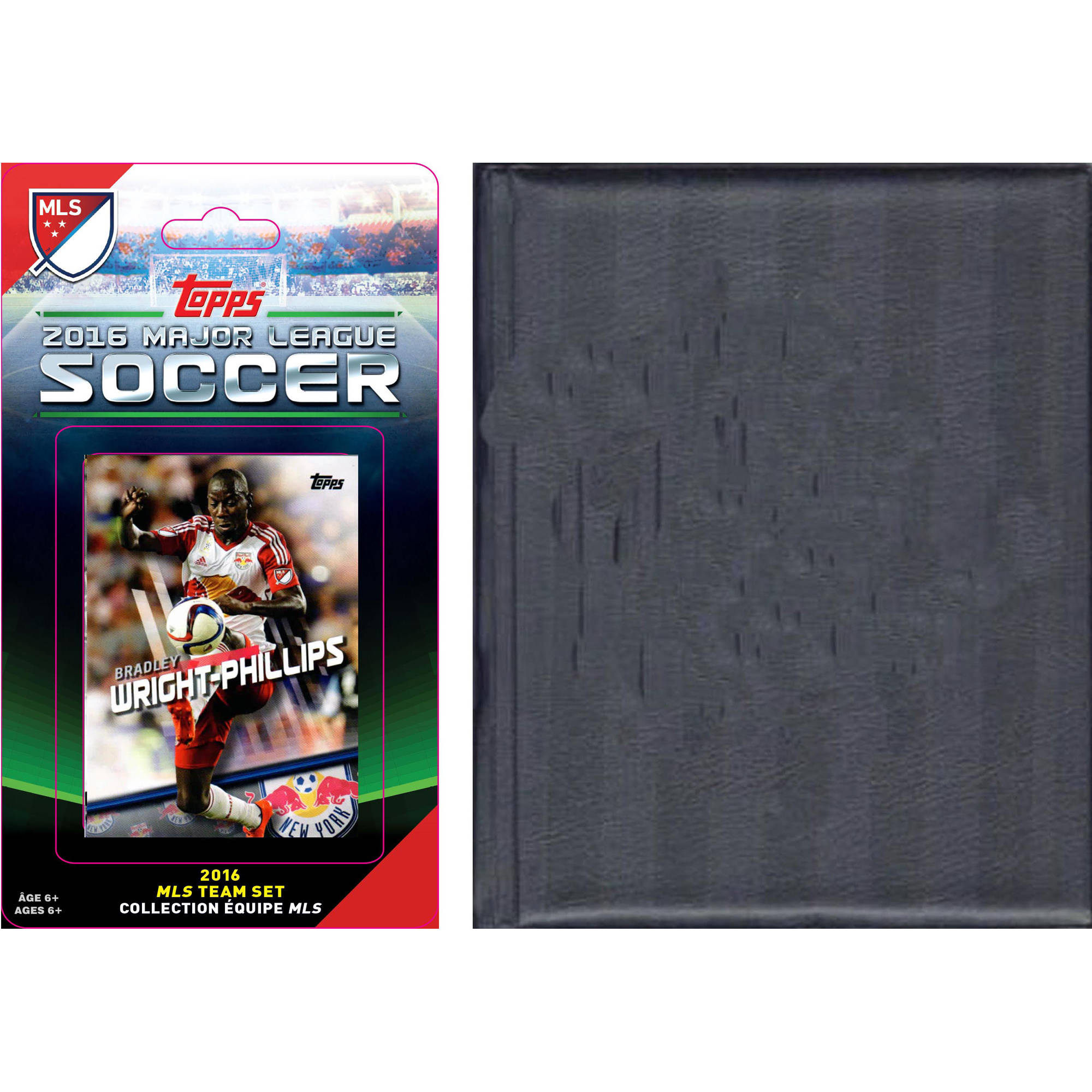 C&I Collectables MLS New York Red Bulls 2 Different Licensed Trading Card Team Sets