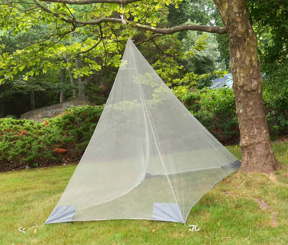 Cocoon Single Camping Mosquito Net with or without Insect Shield by Cocoon