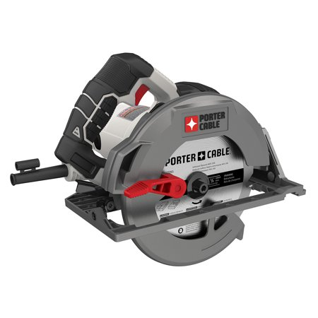 PORTER CABLE PCE310 - 15-Amp 7-1/4 Inch Heavy Duty Magnesium Shoe Circular Saw