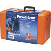Husqvarna 100000107 Powerbox Chainsaw Carrying Case, 18 Inch to 20 Inch Scabbard
