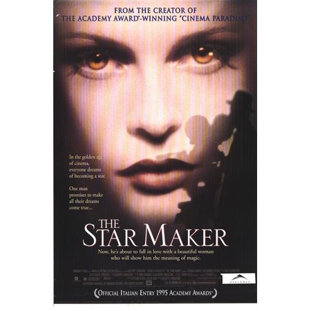The Star Maker Poster Movie  27X40