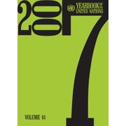 Yearbook of the United Nations 2007 - eBook