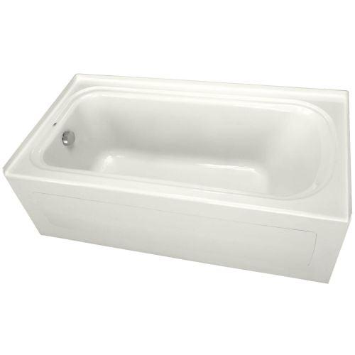 "PROFLO PFS7242LSK 72"" x 42"" Alcove Soaking Bath Tub with ..."