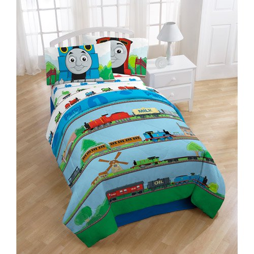 Thomas The Train Bedding Comforter Twin
