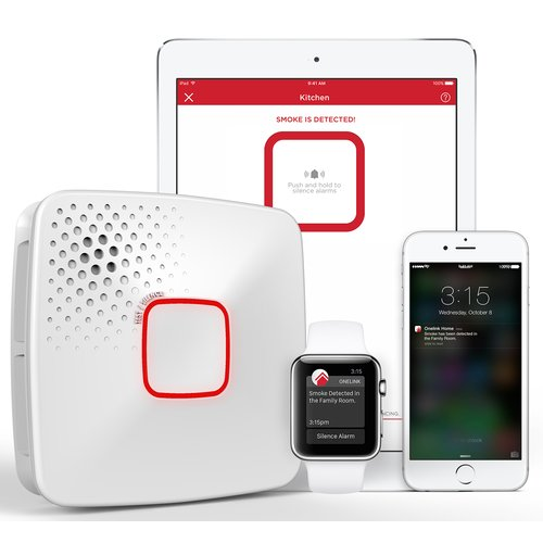 Onelink DC10-500 Onelink Wi-Fi Smoke & Carbon Monoxide Alarm (10-Year Battery)