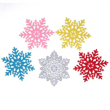 Halloween Scrapbooking Paper (New Snowflake Metal Cutting Dies Stencils DIY Scrapbooking Album Paper)