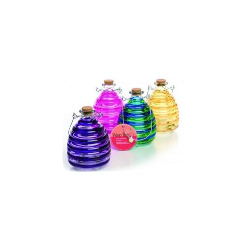 Toland Home and Garden TOL10281 Large Wasp Trap Assorted Colors