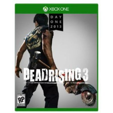 Dead Rising 3 - XBOX ONE (DVD,2013) BRAND NEW!!