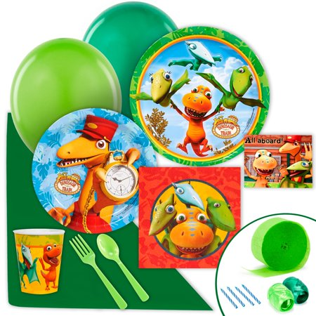 Dinosaur Train Value Party Pack