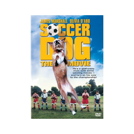 Soccer Dog: The Movie (DVD) (Squirrel Dog Movie)