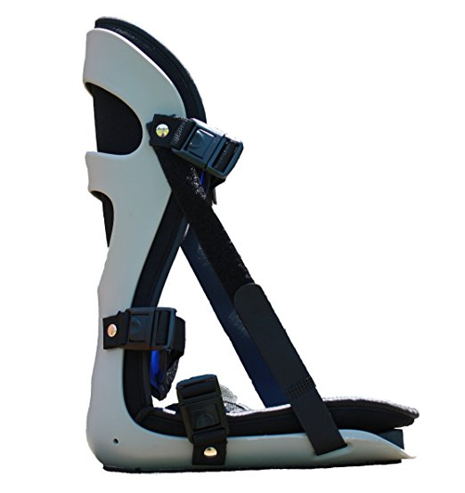 Plantar Fascitis Night Splint Heel & Foot Pain; P.F. Brace (Small)
