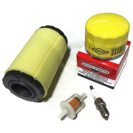 E39 Oil Filter Kit - Service maintenance kit replaces 793569 691035 Tune up 696854 Genuine oil filter