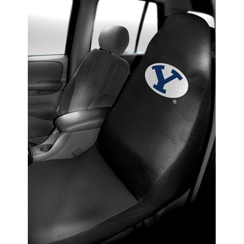 Brigham Young Cougars Car Seat Cover Navy Blue Walmart Com