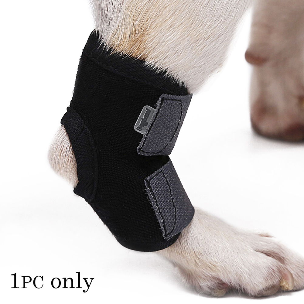 Pet Wound Bandage Dog Leg Brace Cat Animal Self Adherent Wrap Prevent Pet Licking Wound 1PC