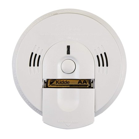 Kidde Intelligent Alarm Battery Operated Combination Smoke & Carbon Monoxide Alarm, Model