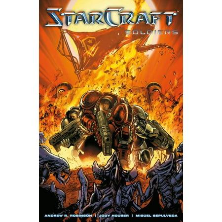 Starcraft: Soldiers (Starcraft Volume 2) (Paperback)