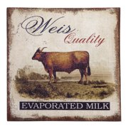 Home Essentials and Beyond Weis Farm Vintage Advertisement on Canvas