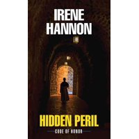 Hidden Peril: Code of Honor (Hardcover)(Large Print)