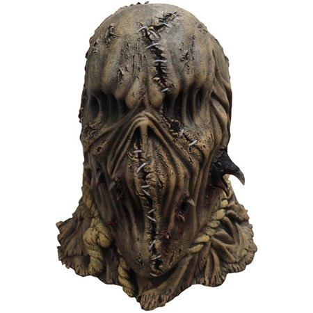 Scare the Crows Mask Adult Halloween Accessory - Halloween Scare Pranks