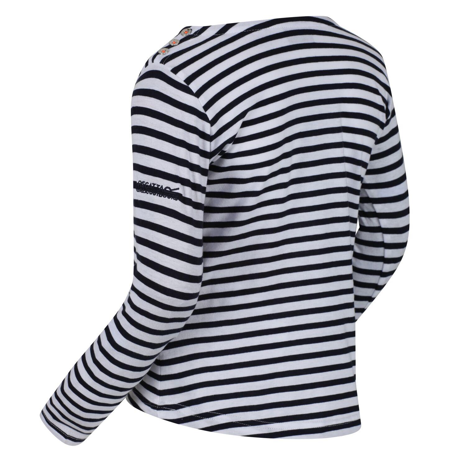 Regatta Carmella Girls Long Sleeved T-Shirt