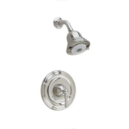 American Standard T420.501.002 Portsmouth Flowise Shower Trim Kit Only with Metal Lever Handle, Available in Various