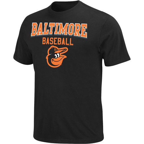 MLB Men's Baltimore Orioles  Team Tee
