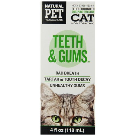 Natural Pet Pharmaceuticals Better Breath  Teeth   Gums  All Natural  Homeopathic Medicine For The Symptomatic Relief Teeth And Gum Problems By Natural Pet Pharmaceuticals By King Bio