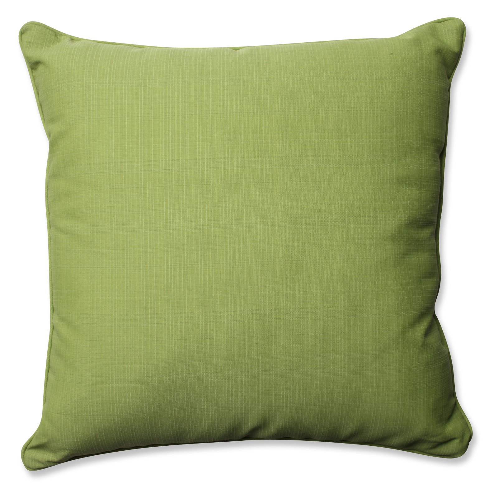 Pillow Perfect Outdoor/ Indoor Forsyth Green 25-inch Floor Pillow