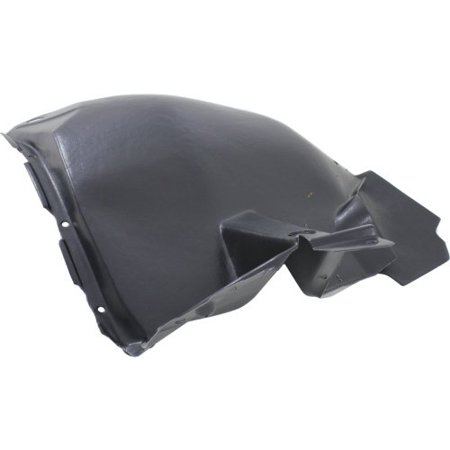 APR High Quality Aftermarket Fender Liner for 2003-2007 Cadillac CTS Wheelhouse Extension GM1249230 10387369 (Quality Wheelhouse)